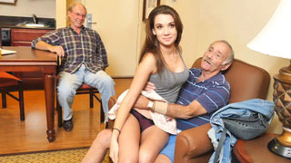 Handsome Folks Are Excited To Fuck This Luxurious Babe