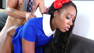 www xnx com Ebony teen face jizzed hard xxx come